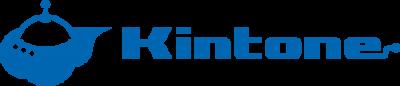 kintone_logo_blue_w500_yoko